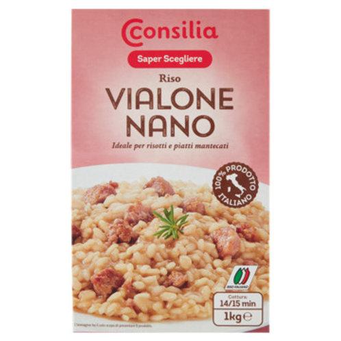 Consilia Vialone Nano Rice 1 kg