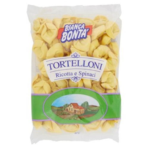 BIANCA BONTÀ TORTELLONI RICOTTA AND SPINACH          500GR