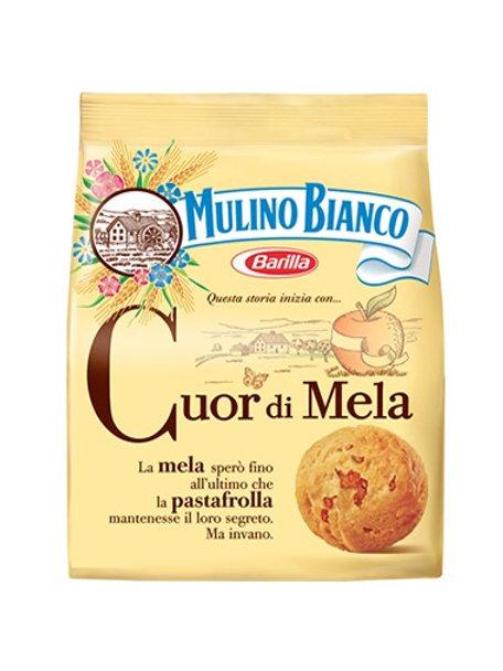 CUOR DI MELA  MULINO BIANCO   300GR