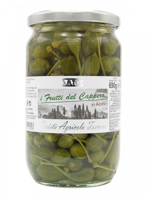 FRUITS OF THE CAPER BERRY 150GR