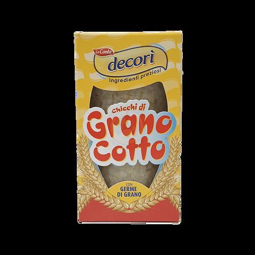 GRANO COTTO DECORI LO CONTE -COOKED GRAIN OF WHEAT                 580GR