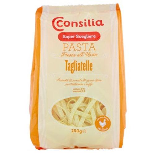 PASTA TAGLIATELLE ALL'UOVO N 4 CONSILIA  (Dry egg noodles)
