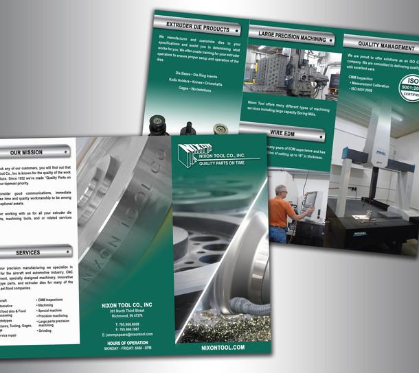 Nixon Tool Co, Inc - Brochure