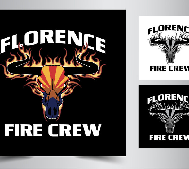 Florence Fire Crew - Graphic