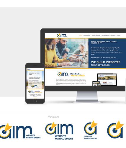 AIMaz Website Management - Brand refresh
