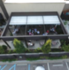 patio enclosure, enclosure, pergola