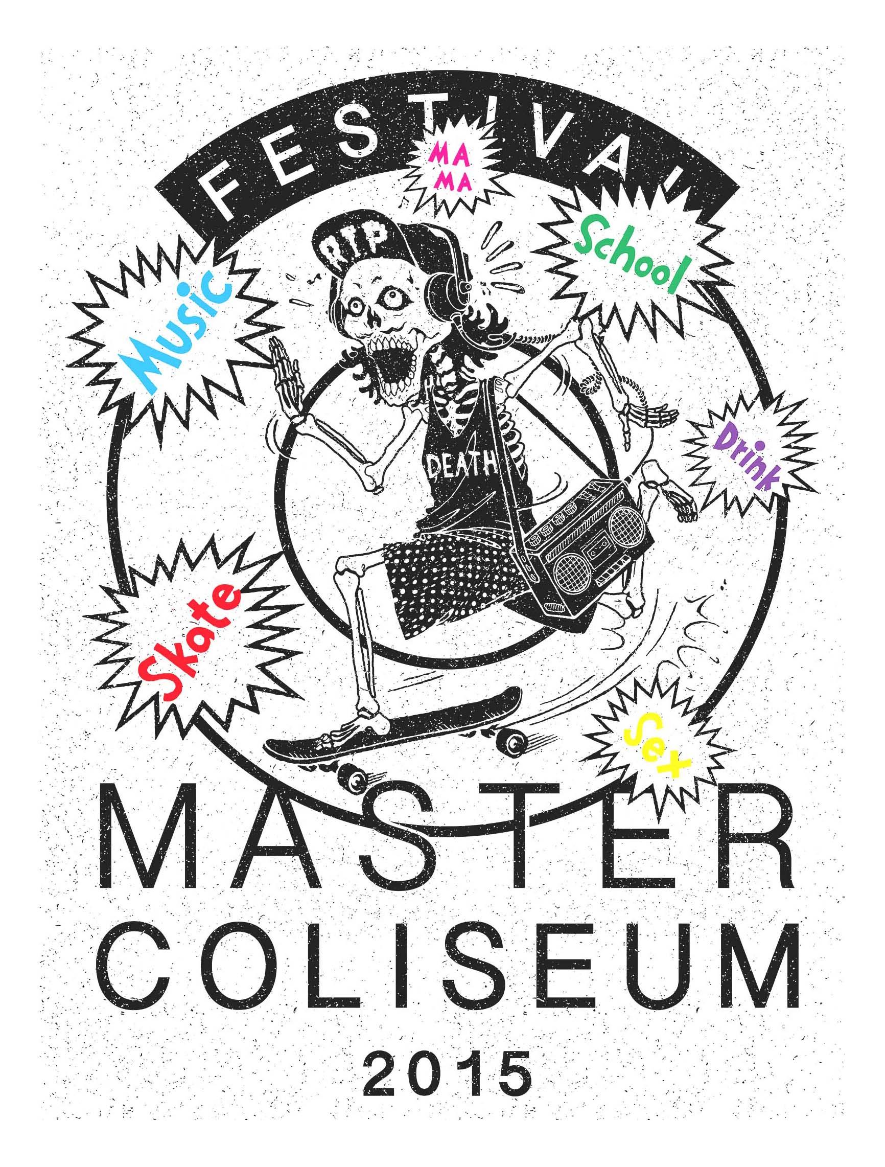 MASTER COLISEUM 2015