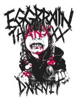 EGGBRAIN / THANXXX