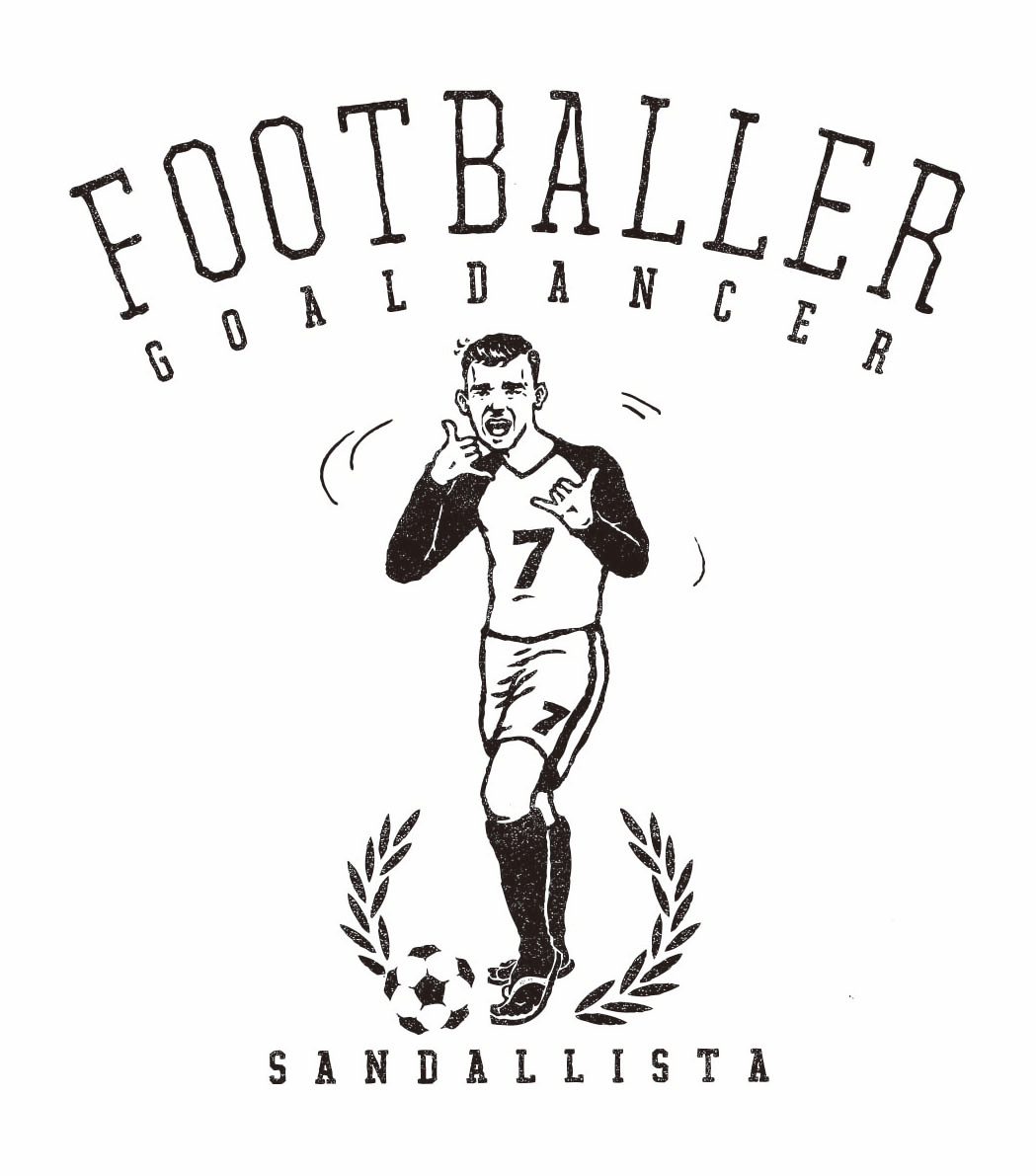 FOOTBALLER GOALDANCER