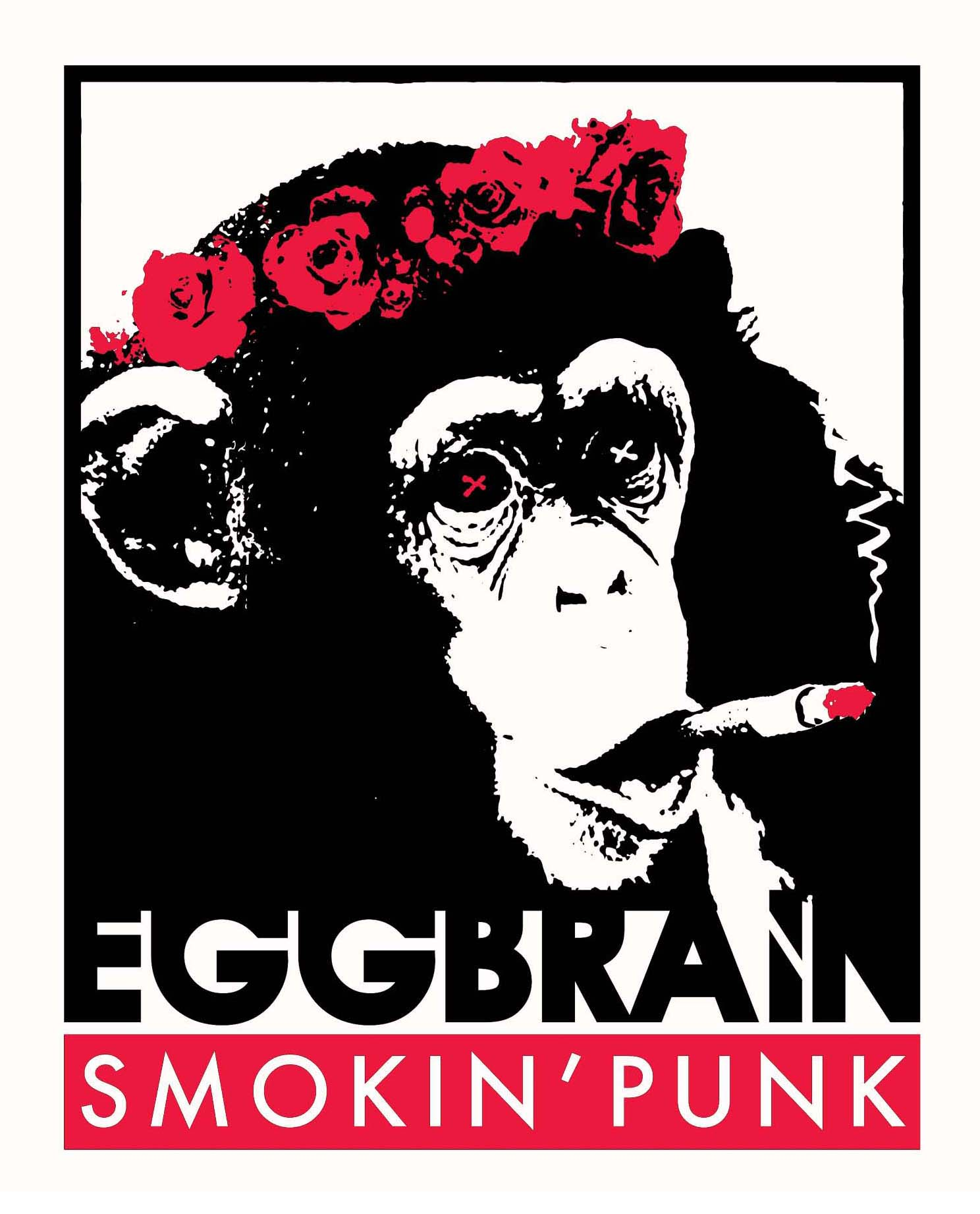 EGGBRAIN / SMOKIN'PUNK