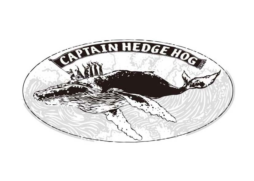 CAPTAIN HEDGE HOG