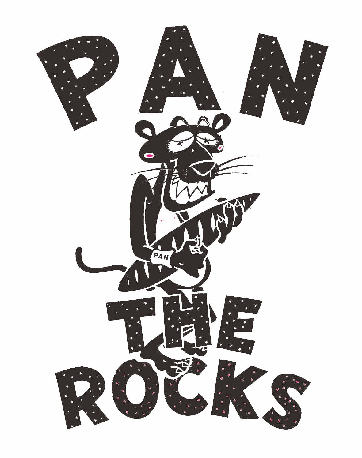 PAN / PANTHEROCK