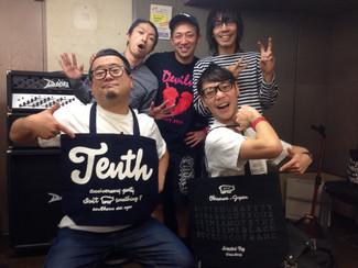 特典トートバック with THE STARBEMS!!!