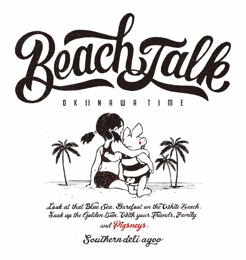 BEACH TALK OKiiNAWA