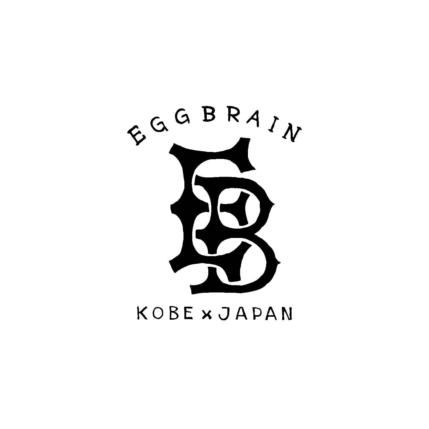 EGG BRAIN / emblem