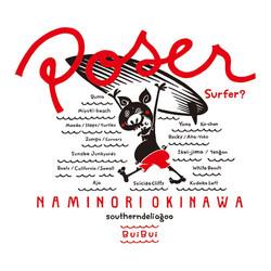 POSER NAMINORI OKIINAWA