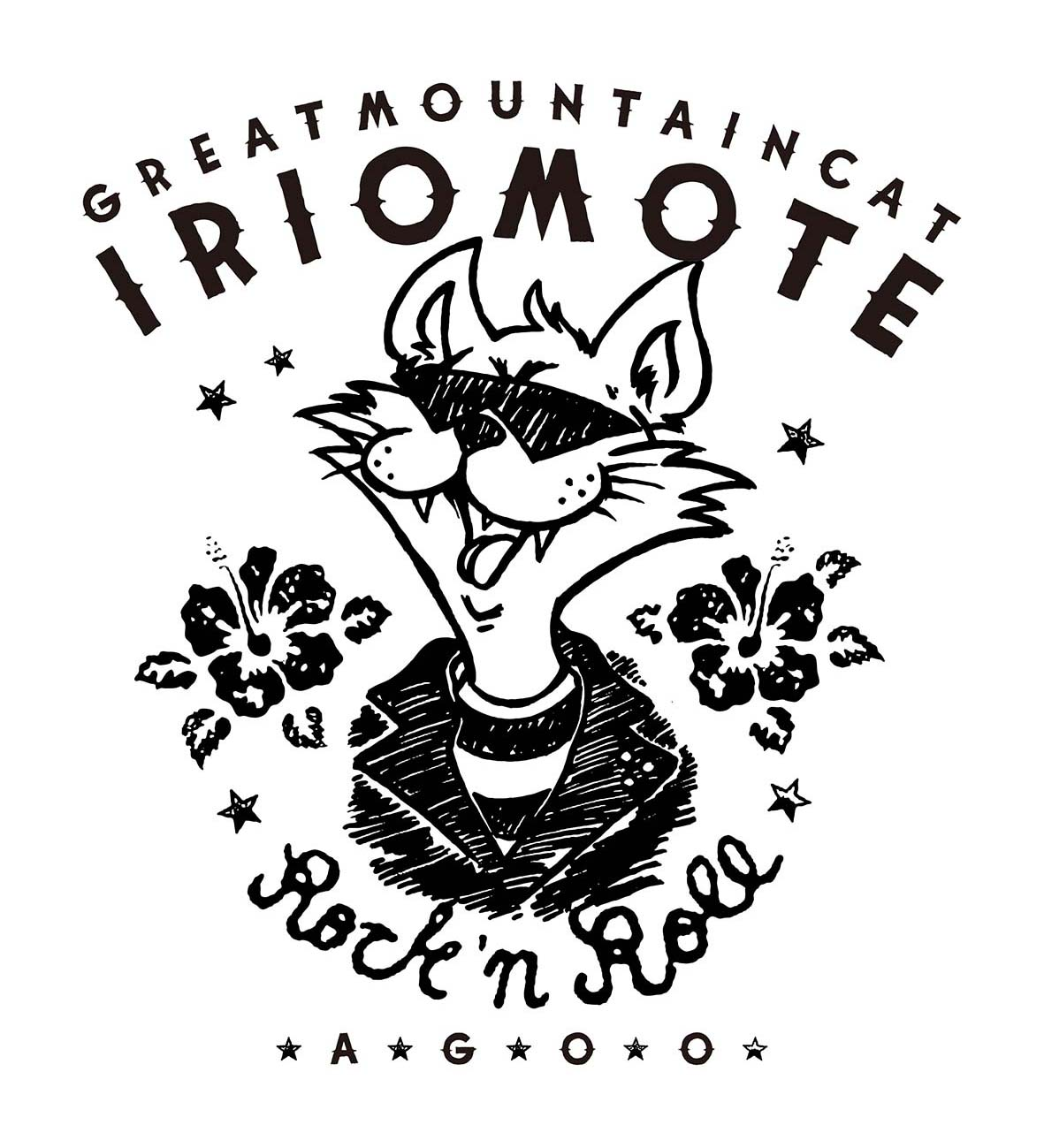 GREAT MOUNTAIN CAT IRIOMOTE