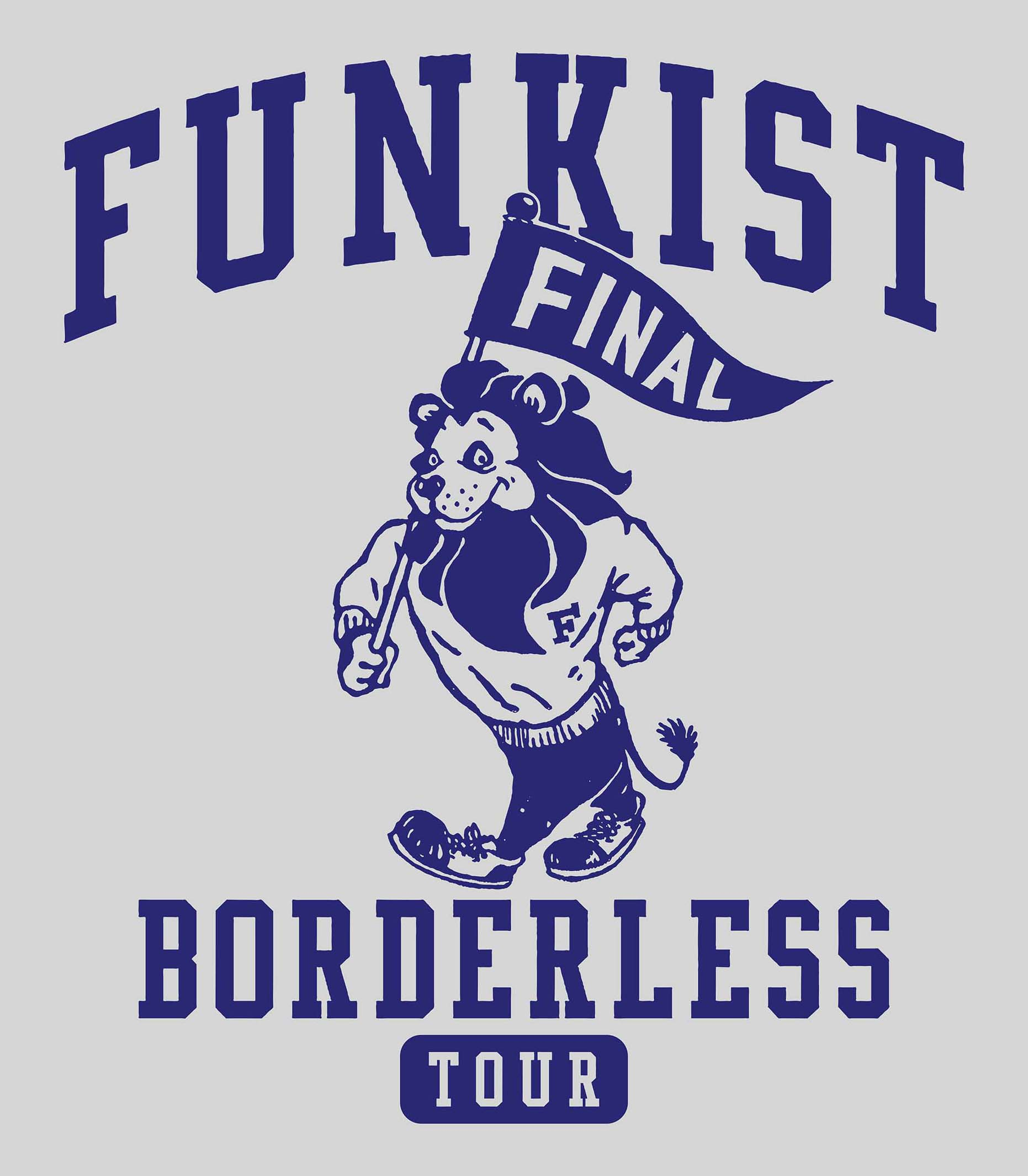 FUNKIST BORDERLESS TOUR FINAL