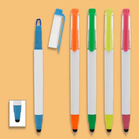 Highlighter Pen Stylus Trio