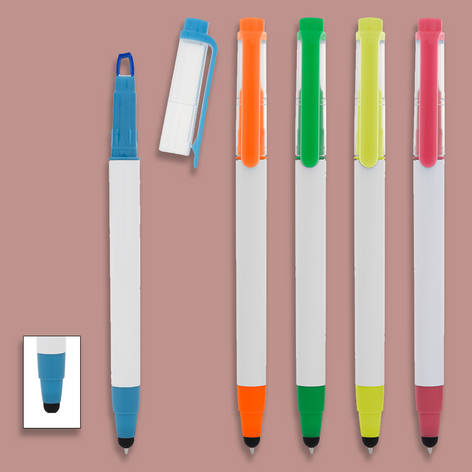 Highlighter Pen Stylus Trio