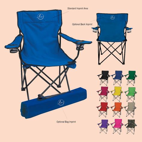 Folding Chair w/ Carrying Bag