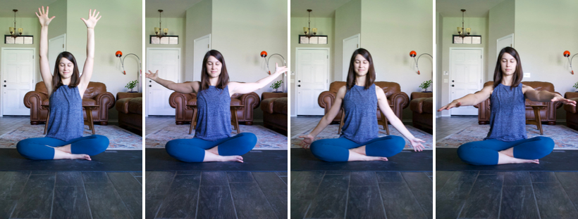 Yoga Exercises for Tight Neck and Shoulders