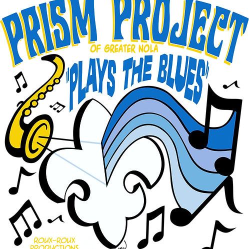 Prism Project Sings the Blues Registration Fee