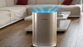 Hepa Air scrubbers