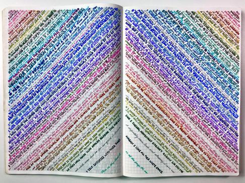 Beaded Curtain Journal