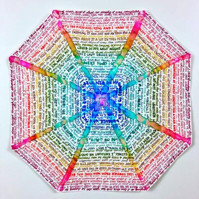 Octagon Umbrella