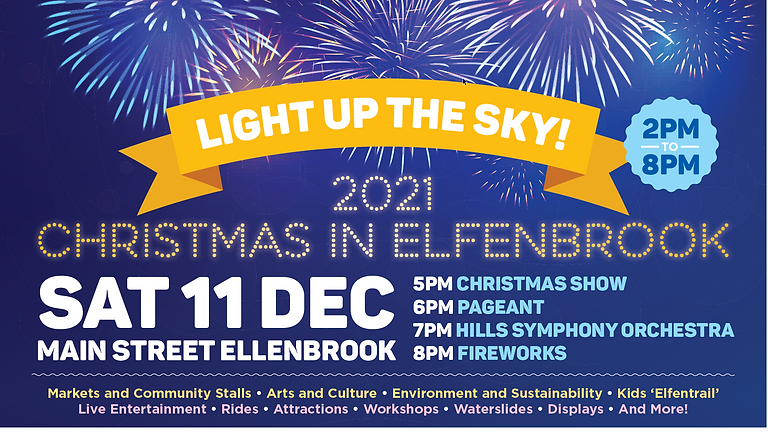 Stage Performers Application Form-Christmas in Elfenbrook 2021