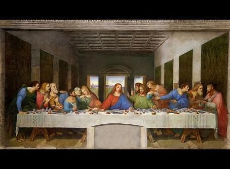 Holy Thursday Mass Uploaded