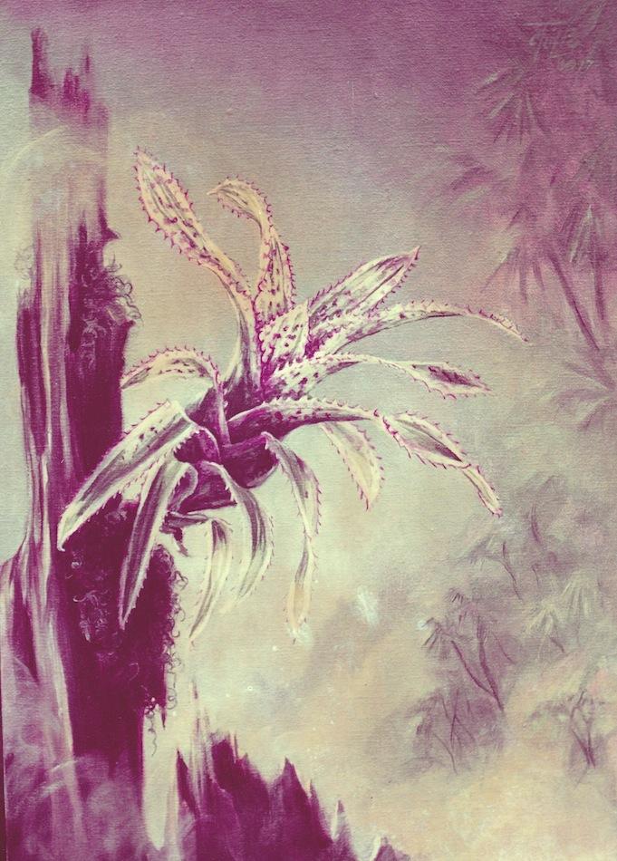 Art By C Tolpo-Fine Art Painting