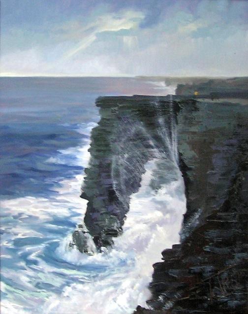 Art By CTolpo - Fine Art Seascape
