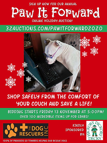 Dog-Rescuers-Online-Auction-Poster-2020.