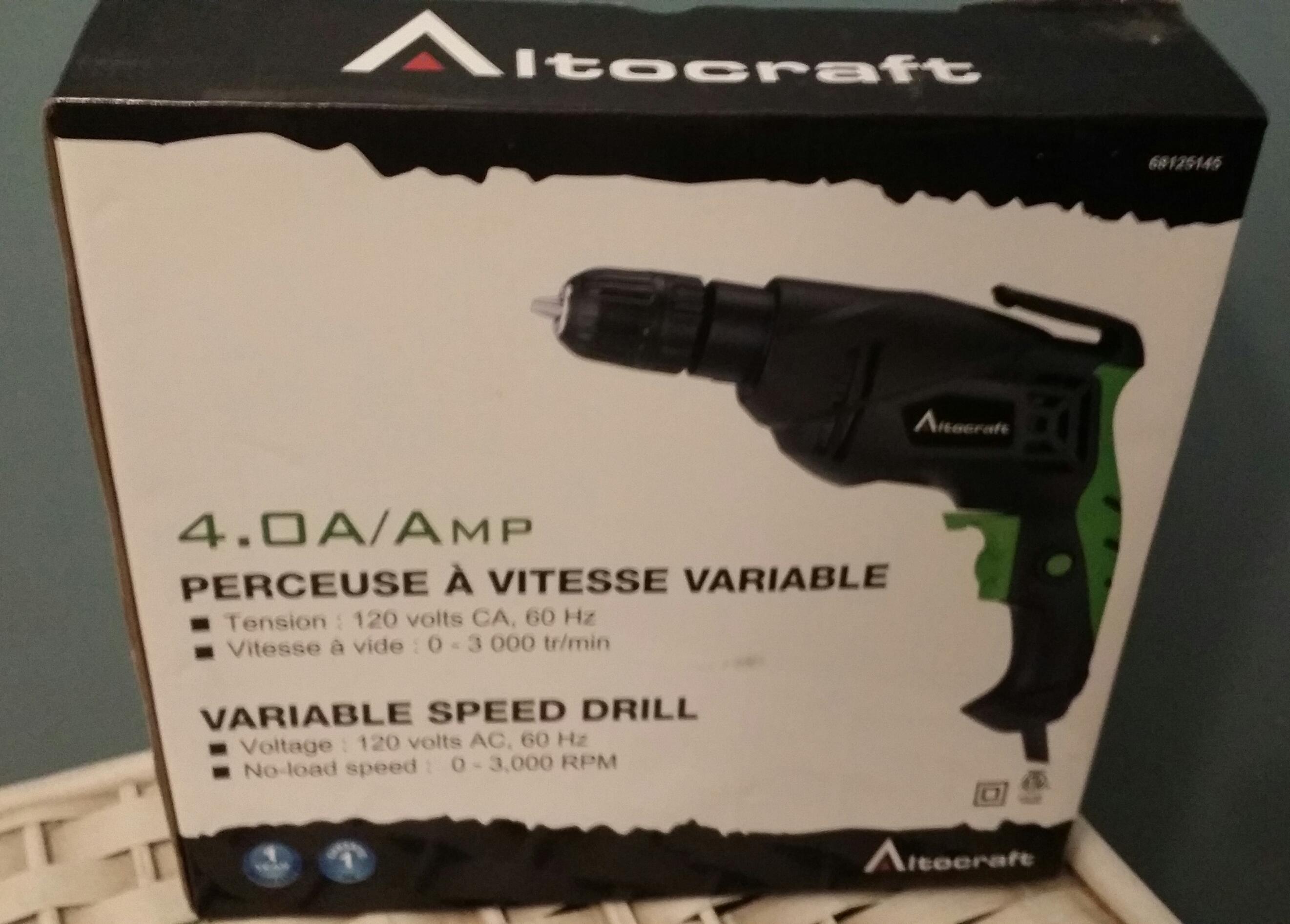 Speed Drill