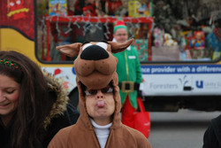 Santa Claus Parade - Dec 2010