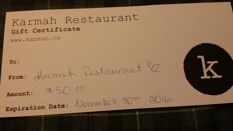 Karmah Restaurant