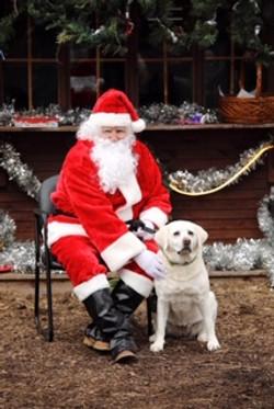 Santa Photo's
