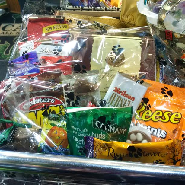 Chocolate Lover's Basket #2