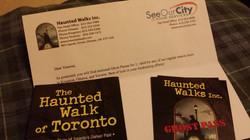 Haunted Toronto Walks