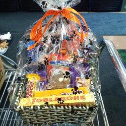 Chocolate Lover's basket #1