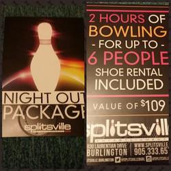 Burlington Splitvsville