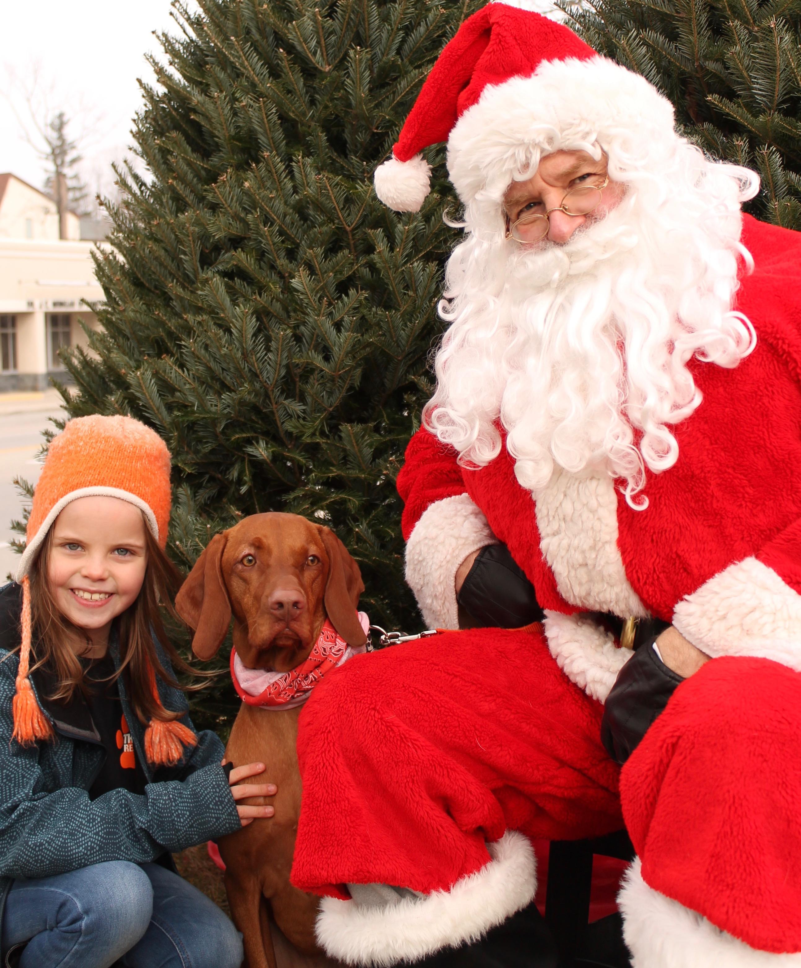 Santa Pics 6th December 2015