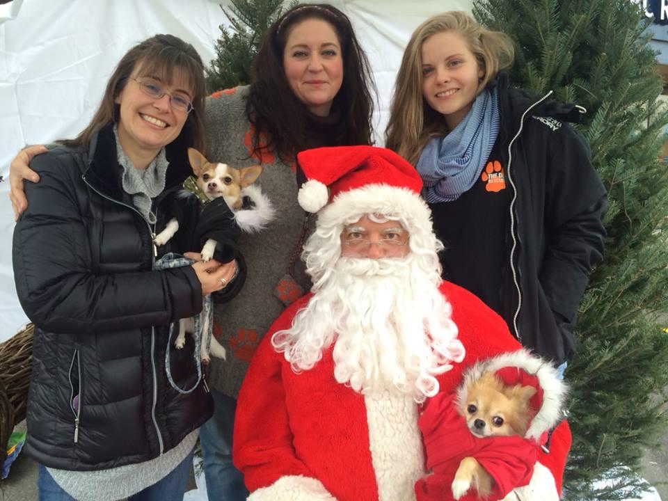 Santa Pics 12th December 2015