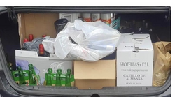 Bottle Drive - September 2020