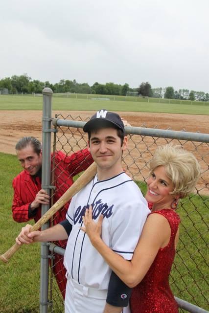 Damn Yankees Press Photo