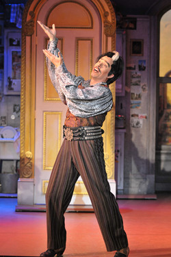 B Roll of The Drowsy Chaperone Tour