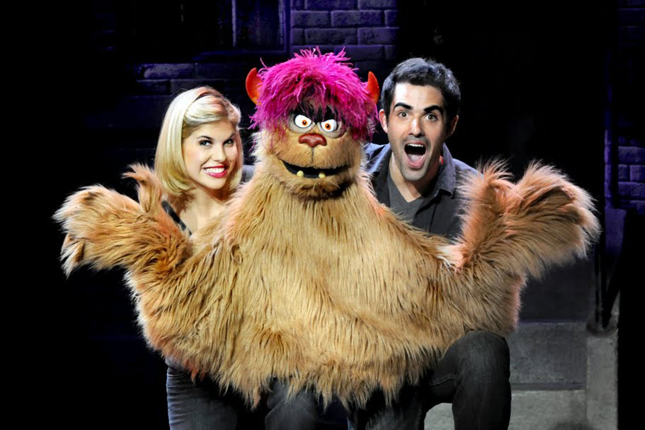 Avenue Q Tour: B Roll