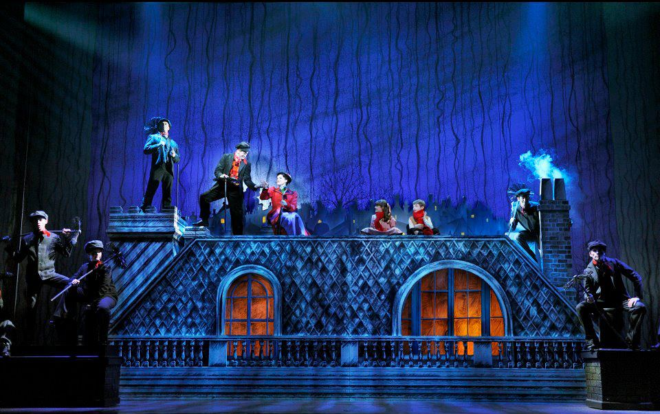 Backstage Feature: Mary Poppins Tour